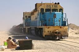 Polskie maszyny będą pracować przy legendarnych pociągach w Afryce