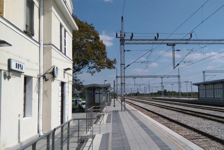 Rosyjskie firmy intensywnie modernizują serbską sieć kolejową [zdjęcia]