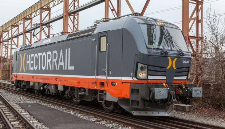 Vectrony dla szwedzkich kolei