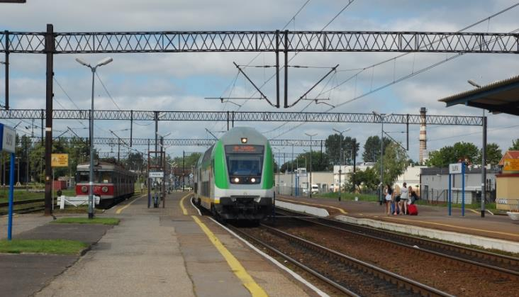 Trakcja PRKiI przed podpisaniem umowy na modernizację linii 405 na Pomorzu