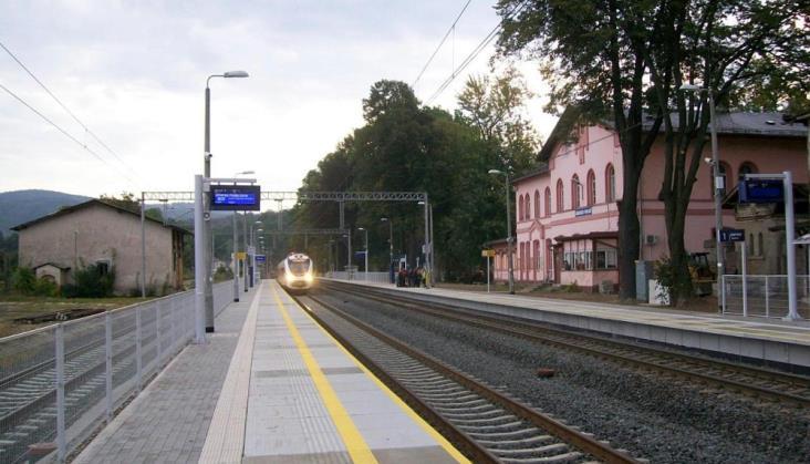 Remont szlaku z Janowic Wielkich do Wojanowa na Dolnym Śląsku
