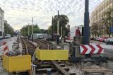 Warszawa: Kończy się remont pętli tramwajowej na pl. Starynkiewicza