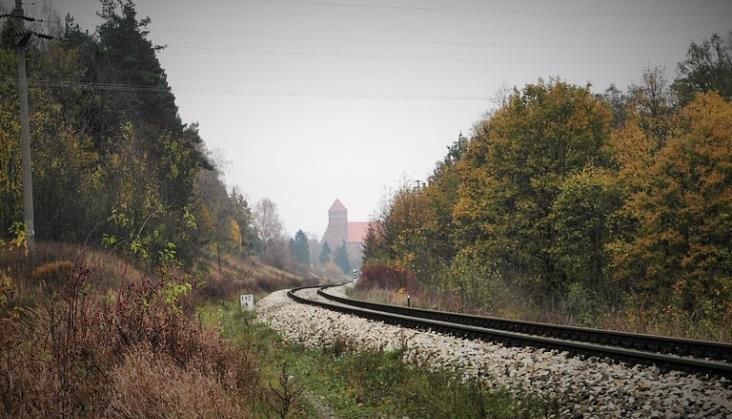 Przygotowania do elektryfikacji linii z Ełku do Korsz