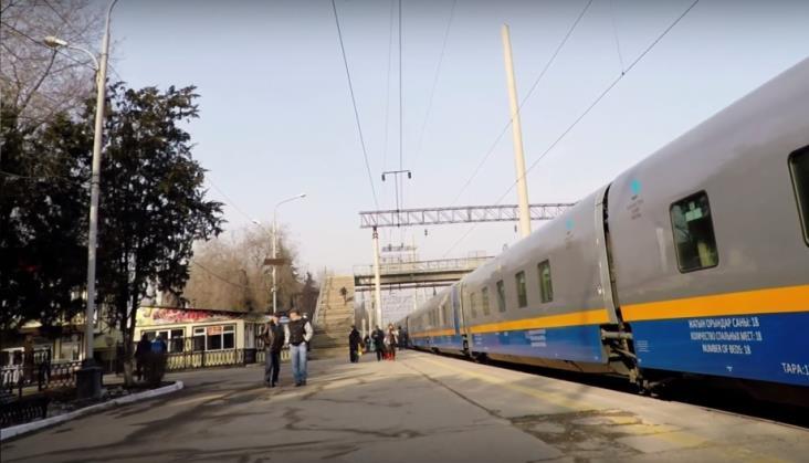 Talgo w relacji Ałmaty – Taszkent już kursuje