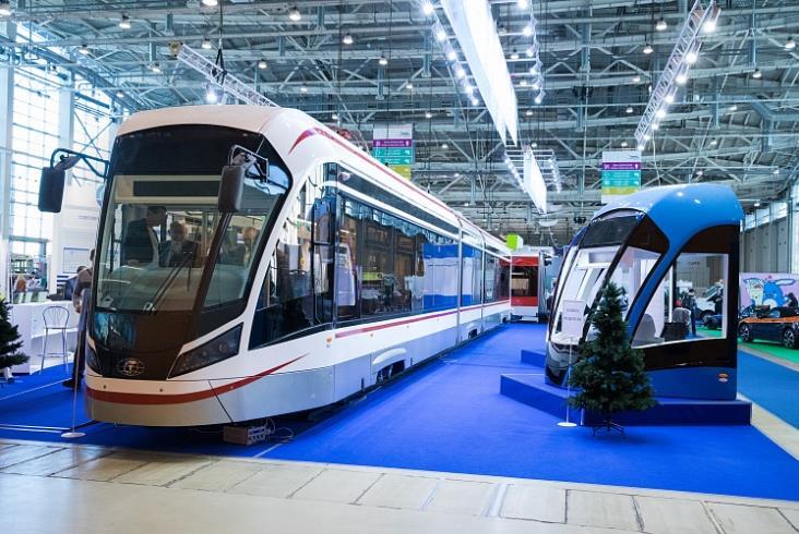 Transmaszholding zaprezentował nowy tramwaj dla Moskwy