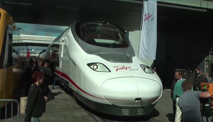 Hiszpania: Renfe zamawia pociągi Talgo