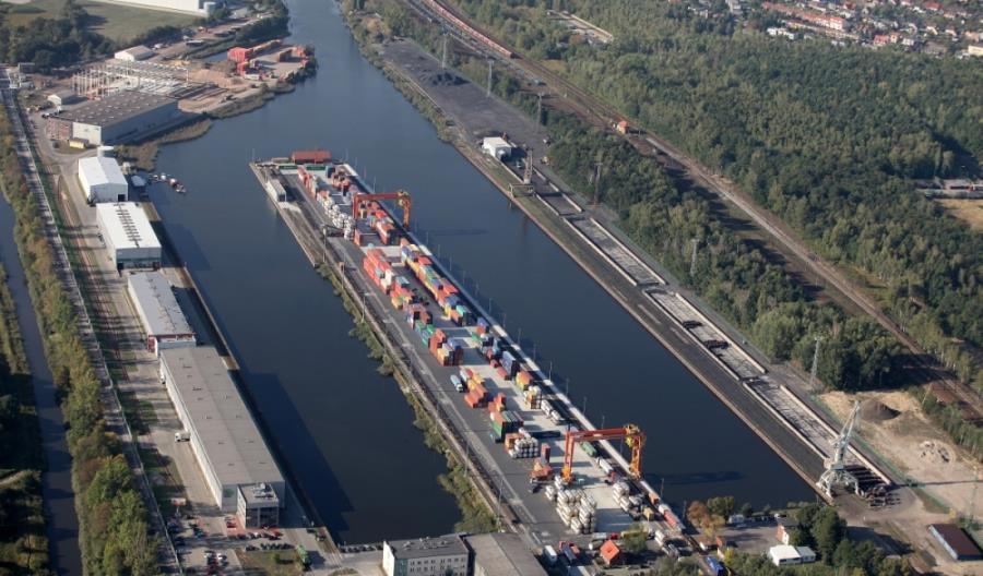 Otwarcie terminala intermodalnego PCC w Gliwicach [fotorelacja]