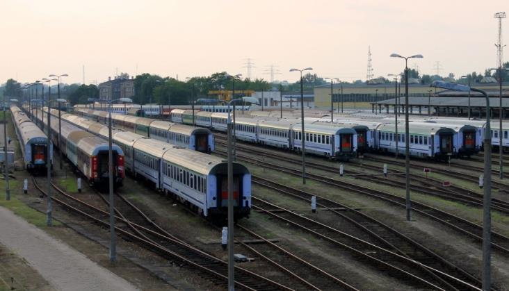 PKP Intercity ogrodzi bocznicę na warszawskim Grochowie