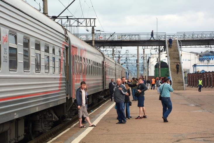 100 lat Kolei Transsyberyjskiej