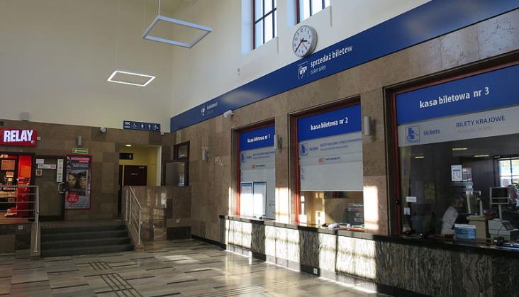 PKP Intercity wybrały sprzedawców biletów