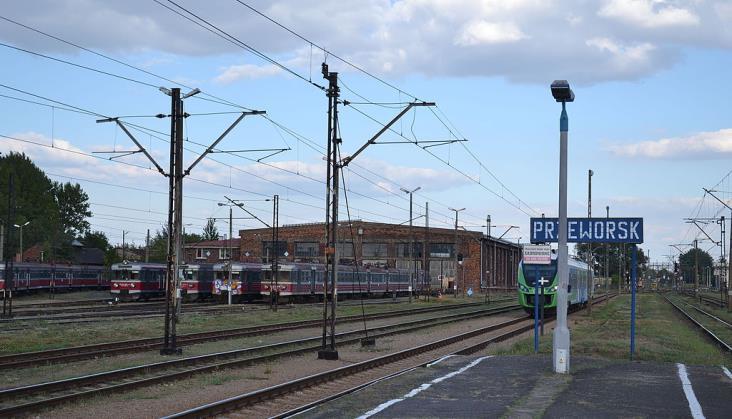 Przetarg na remont peronów w Przeworsku i Jarosławiu