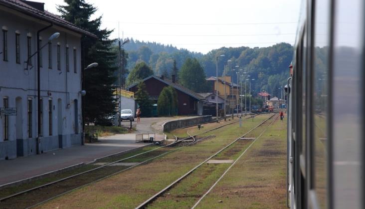 Pociągiem w Bieszczady. Podkarpacie daje 22 mln dofinansowania na linie 107 i 108