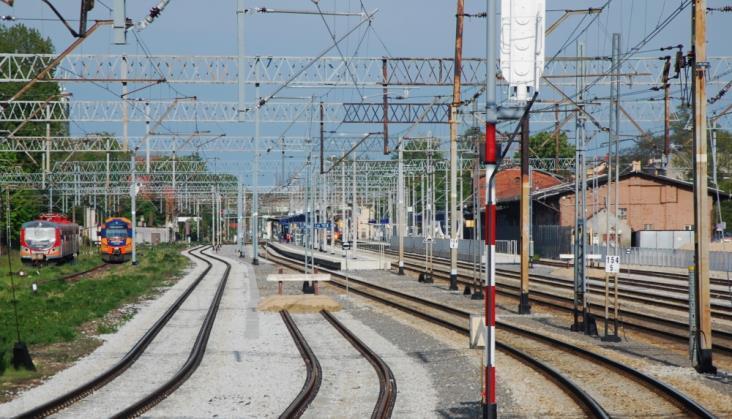 """30% procent kolejowych projektów zagrożonych? """"To inwestycje monitorowane"""""""