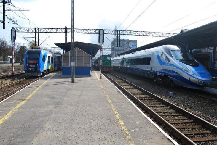 PKP Intercity prezentuje Pendolino w Kołobrzegu [zdjęcia]