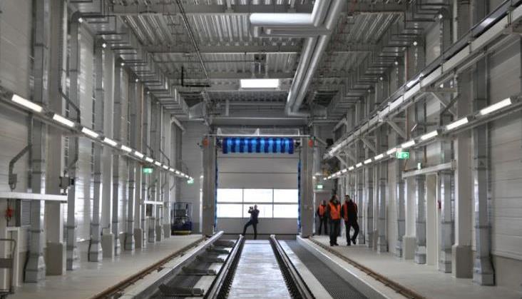 PKP Intercity przygotowuje się do budowy czterech myjni