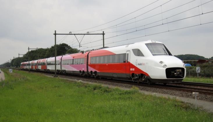 Nie chcieli ich Holendrzy, trafią do Włoch. Nowe życie pociągów V250