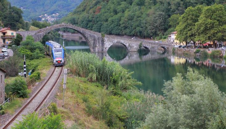 Szynobusy Pesy w kolejnym włoskim regionie