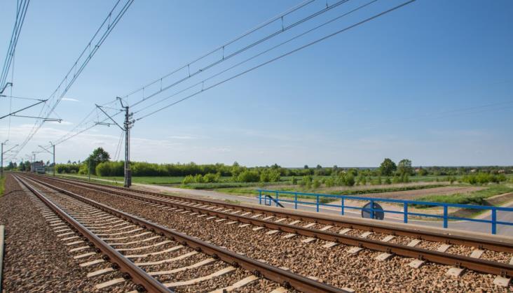 Trakcja PRKiI wyremontuje tory w rejonie Stalowej Woli