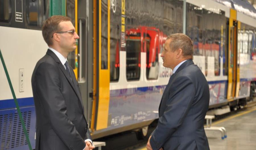 Borys: Railpoola też powołał państwowy fundusz
