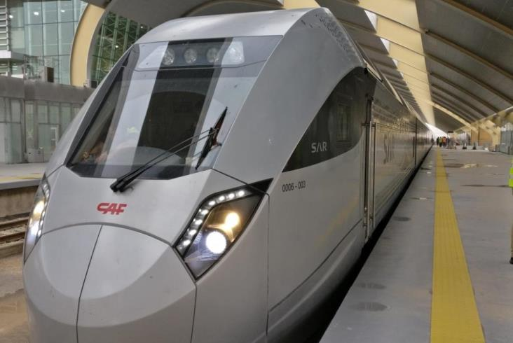 Arabia Saudyjska: Spalinowym pociągiem CAF z prędkością 200 km/h
