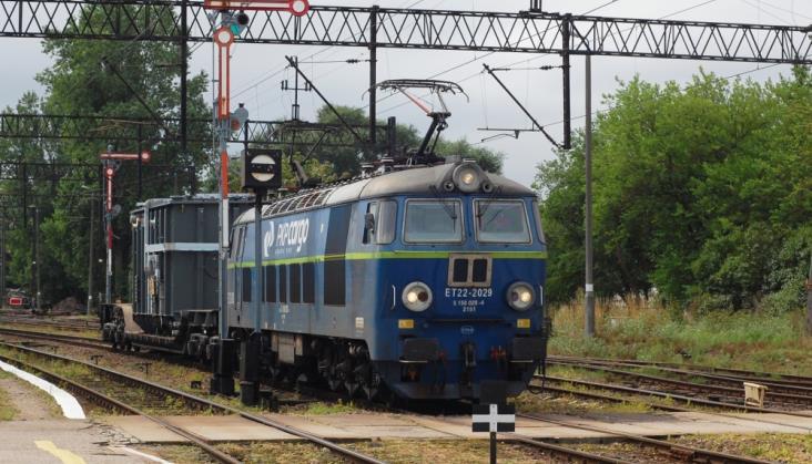 Polskie przewozy towarowe czeka reorientacja