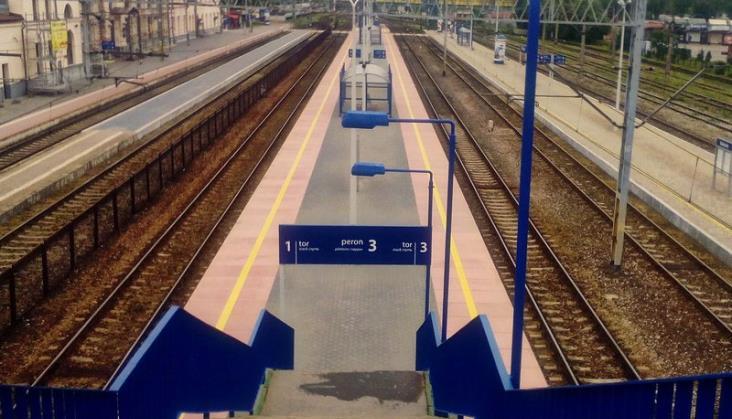 PLK modernizują stacje kolejowe na Podlasiu