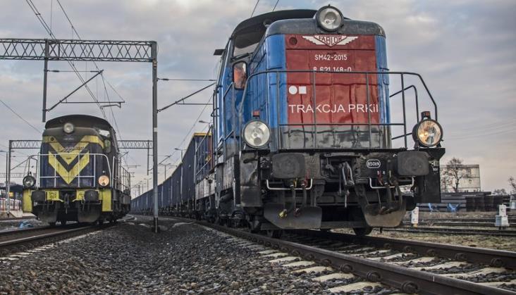 PLK modernizuje infrastrukturę w portach Szczecin i Świnoujście