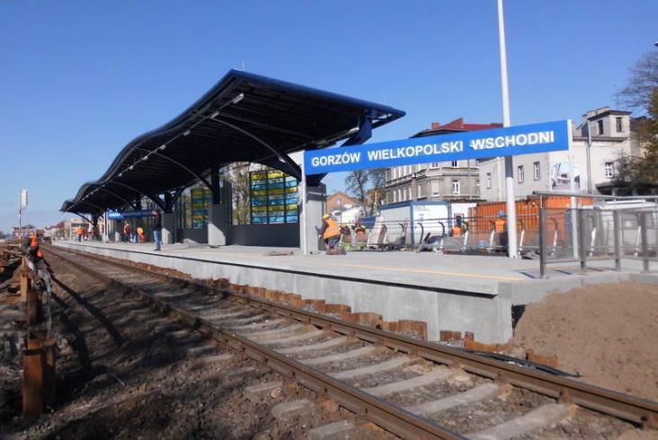 Gorzów Wielkopolski Wschodni – nowy przystanek ułatwi podróże