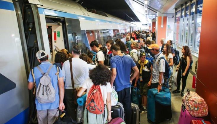 ŚDM: Specjalny Sztab Kolejowy zakończył prace