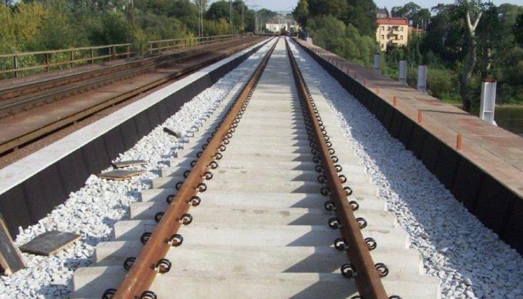 PLK remontuje kolejny fragment linii Kluczbork – Poznań