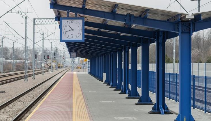PLK ogłosiły przetargi na modernizację peronów