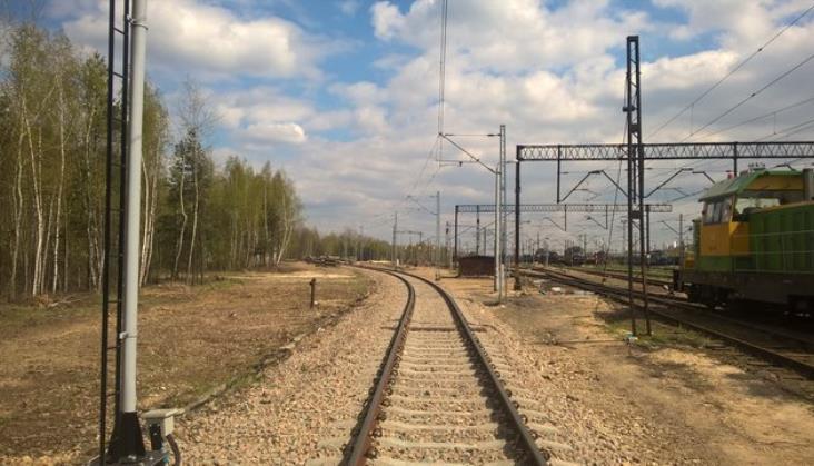 PLK o pracach w Dąbrowie Górniczej