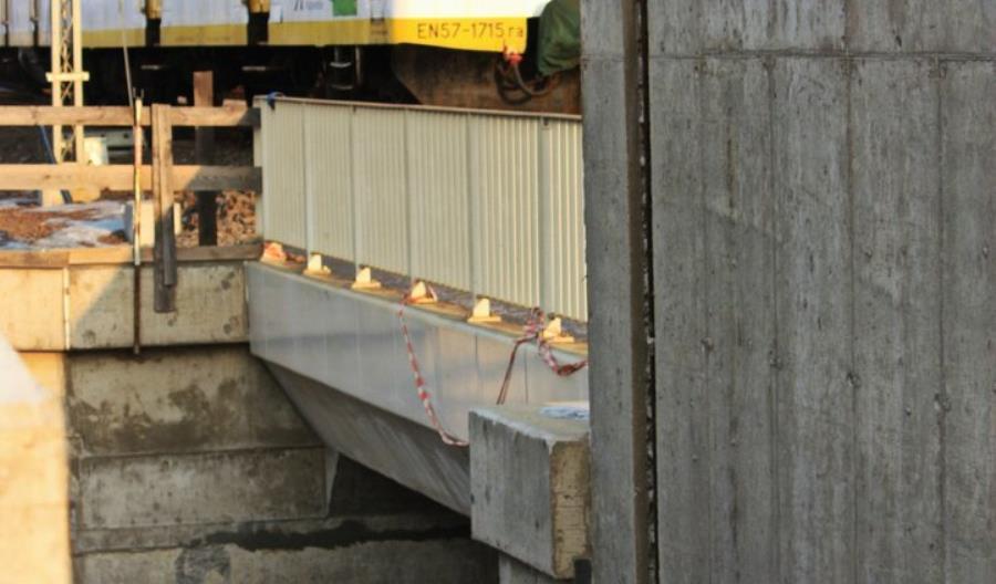 Nowe perony na linii wołomińskiej [zdjęcia]