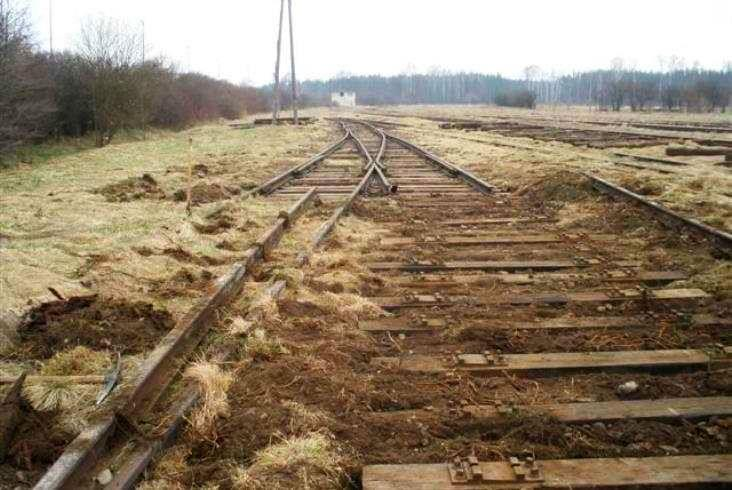 Linia 35 Szczytno – Ostrołęka odżywa. Kolejny odcinek i bocznica dla biznesu