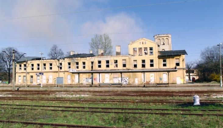 Po rozbiórce Dąbrowy Górniczej Strzemieszyce pora na remont stacji