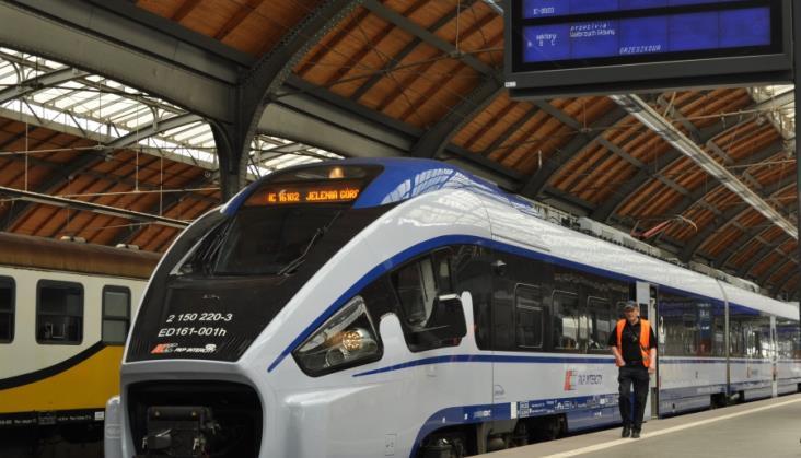 Pesa: Zakupy nowych ezt przez PKP Intercity to szansa dla polskich producentów