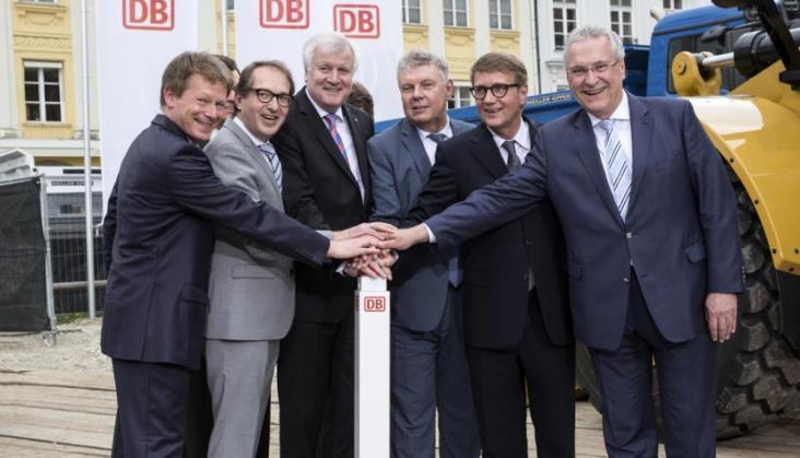 Rusza budowa drugiej kolejowej trasy średnicowej w Monachium