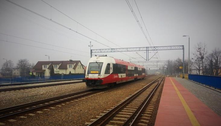Pojedziemy szybciej z Warszawy do Torunia i Bydgoszczy