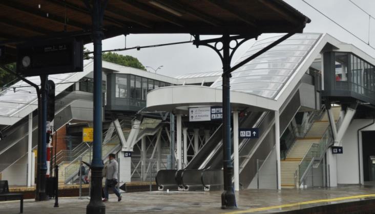 PLK zdemontują zabytkowe wiaty w Szczecinie