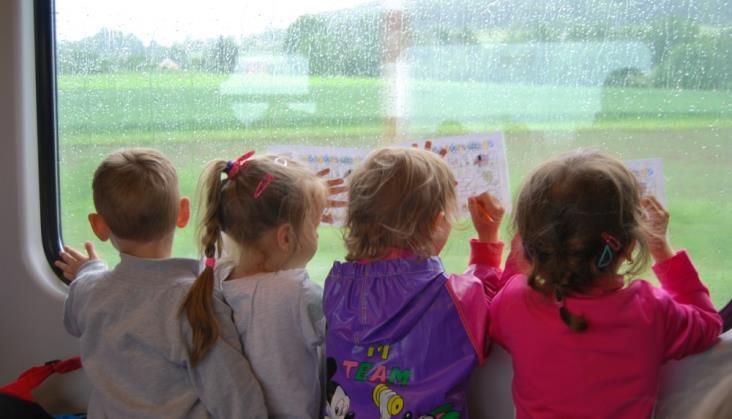 Koleje Śląskie 3 czerwca świętują Dzień Dziecka