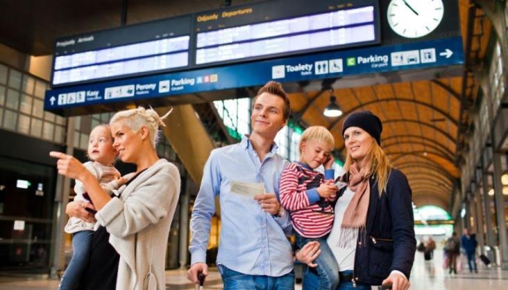 W Dzień Dziecka najmłodsi w PKP Intercity nie zapłacą za bilet