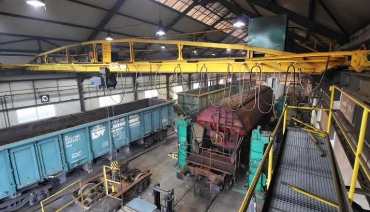 Tabor Dębica: Więcej zleceń i nowa oferta wagonów i lokomotyw