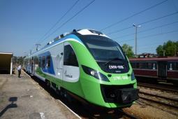 Newag z umową na dostawę pociągów dla Podkarpacia