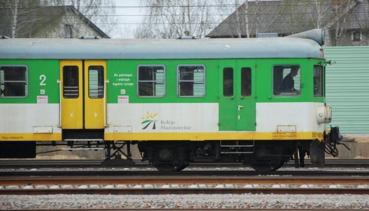 Co z niezmodernizowanymi pociągami Kolei Mazowieckich?