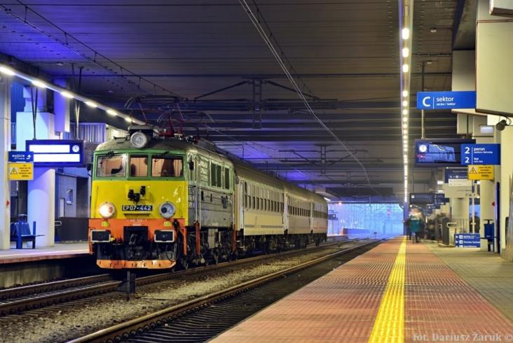 Koleją z Poznania do Piły 46 minut krócej