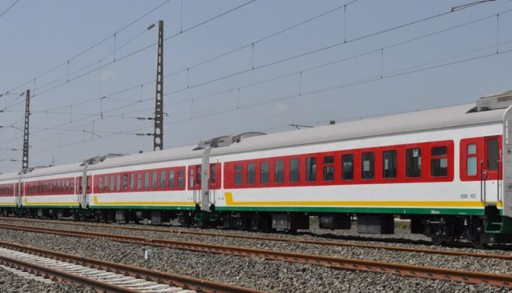 Etiopia ze zelektryfikowaną, normalnotorową linią kolejową