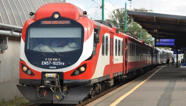 Wielkopolska: Trzy oferty na modernizację EN57
