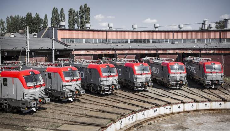 PKP Cargo ma już dziewięć z 15 Vectronów