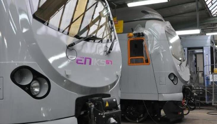 EN57 Feniks z Cegielskiego z dopuszczeniem do eksploatacji