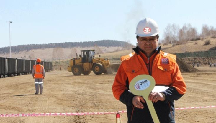 W Mongolii otwarto nową linię kolejową